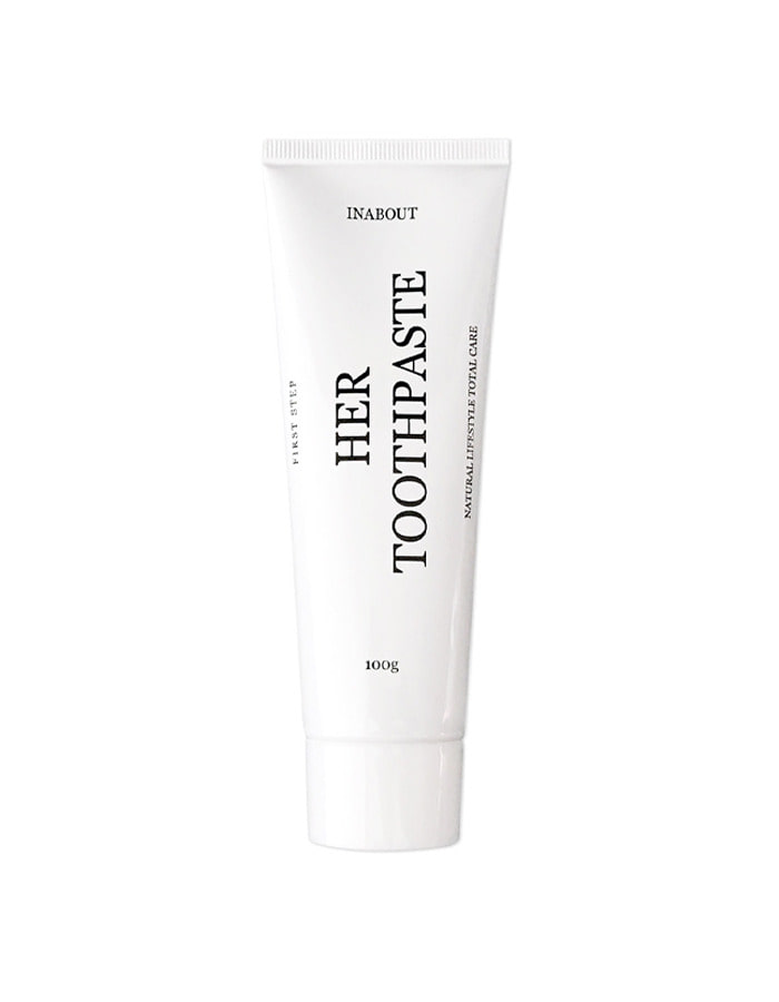 inabout) her toothpaste 100g (4차 재입고)