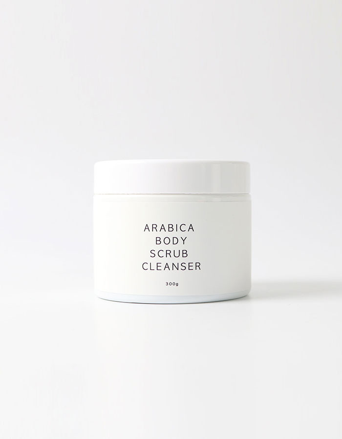 수수솔솔) arabica body scrub cleanser