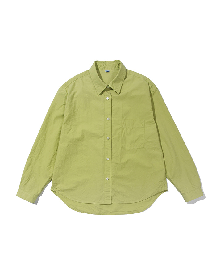 softur) crop wide shirt(3colors) - 마지막 제품