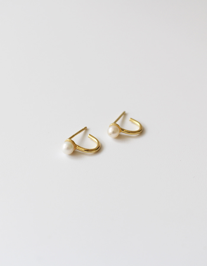 orbes) perna earrings - 재입고