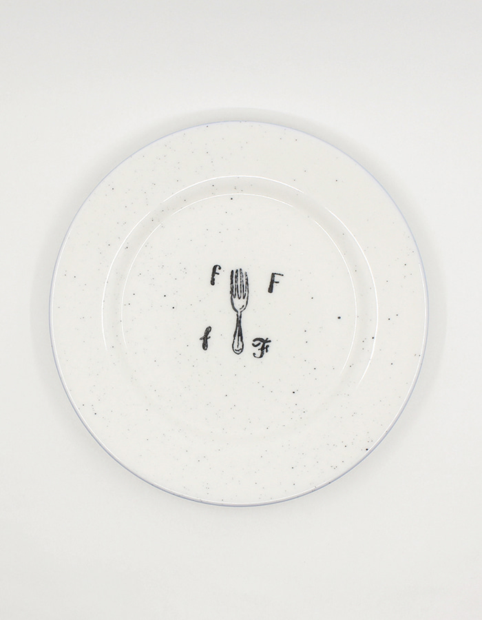 Only al,thing) youandwednesday 1930s alphabet bowl & plate - fork