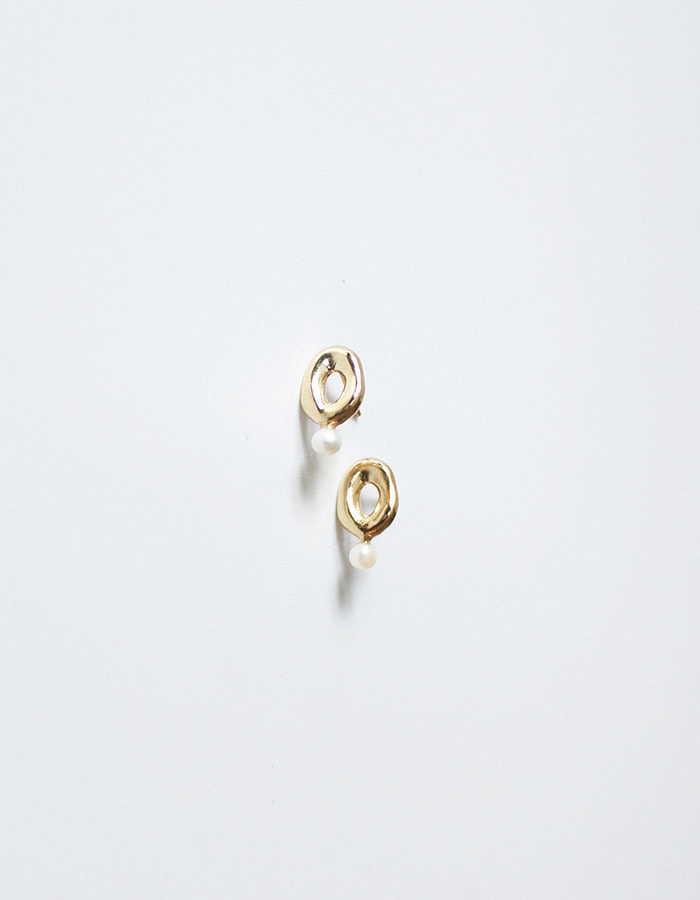 only al,thing) orbes earring - 2차 재입고