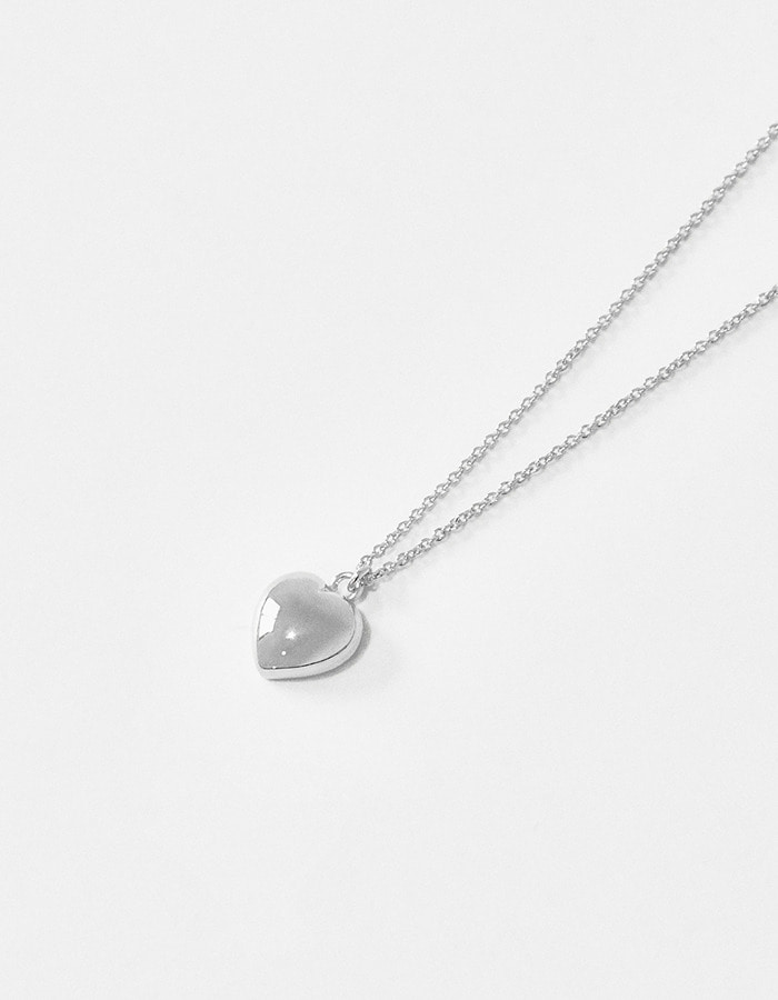 pi seoul) heart necklace s