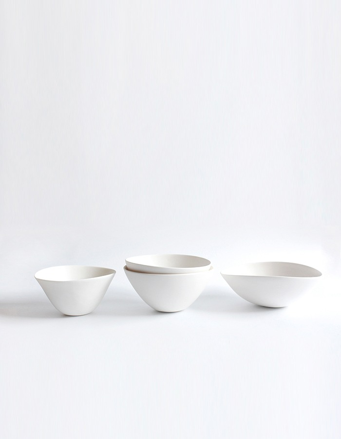 herere) Flexible bowl(white) - S,M,L